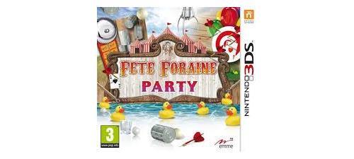 Fête Foraine Party 3DS - Nintendo 3DS