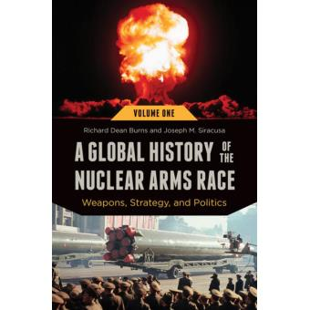 arms race history weapons 2009-12-12 atomic weapons and the arms race were inseparable from the inception of the former: developments in physics in the 1930s led physicists to believe that nuclear fission could be used as a weapon, and when world war ii began, scientists stopped publishing on the topic of fission in order to avoid sharing information with the [.