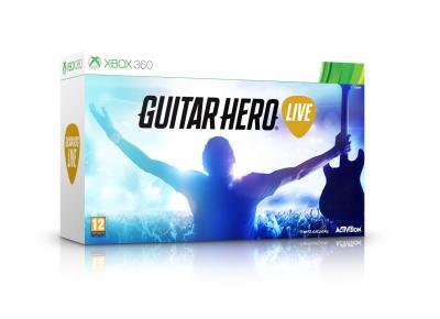 Guitar Hero Live Xbox 360 - Xbox 360