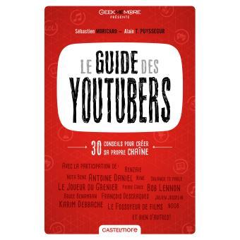 Le guide des youtubers broch s bastien moricard for Le guide des prix