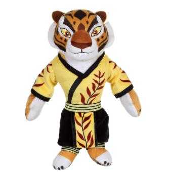 peluche tigresse kung fu panda 3 gipsy 18 cm