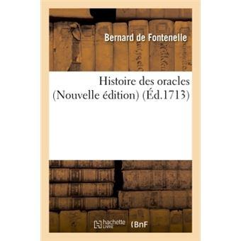 Histoire des oracles, Nouvelle édition