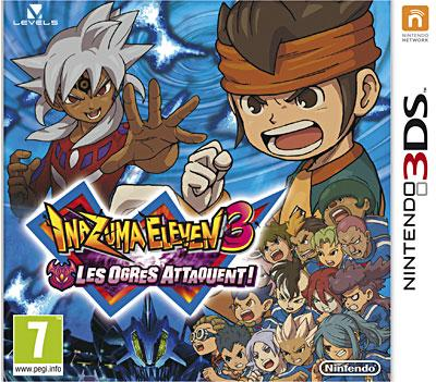 Inazuma Eleven 3 Les Ogres Attaquent 3DS - Nintendo 3DS
