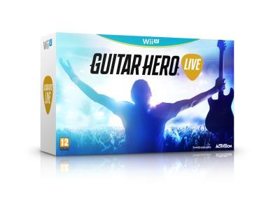 Guitar Hero Live Wii U - Nintendo Wii U