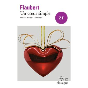 Dissertation sur un coeur simple de flaubert