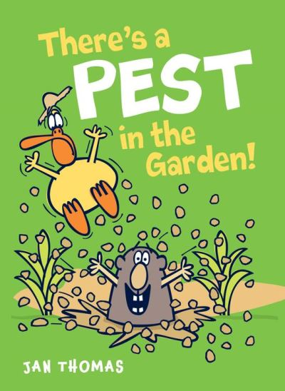 There´s a Pest in the Garden!