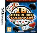 18 Jeux de Cartes Nintendo DS - Nintendo DS