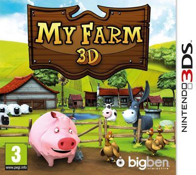 My Farm 3D Nintendo 3DS - Nintendo 3DS