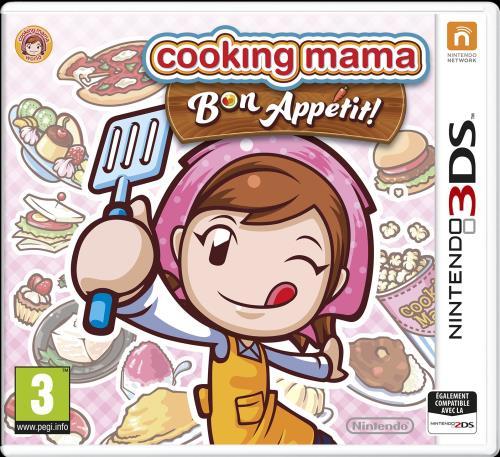 Cooking Mama Bon Appétit! Nintendo 3DS - Nintendo 3DS