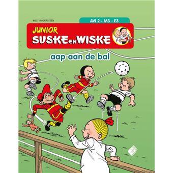 Junior Suske En Wiske - Aap aan de ball AVI 2 (M3-E3)