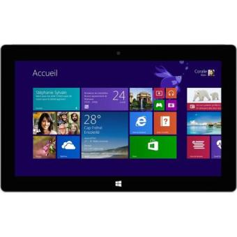 tablette microsoft surface pro 2 10 64 go tablette tactile achat prix fnac. Black Bedroom Furniture Sets. Home Design Ideas
