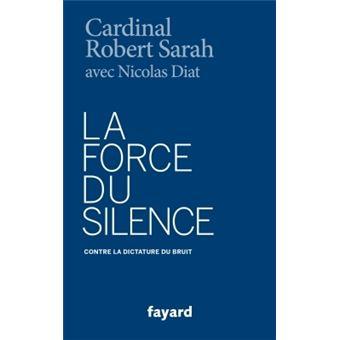 Risultati immagini per la force du silence sarah