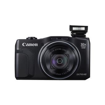 appareil photo compact canon powershot sx710 hs noir. Black Bedroom Furniture Sets. Home Design Ideas