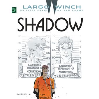 Largo Winch - Grand format Tome 12 : Shadow