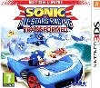 Sonic All Stars Racing Transformed 3DS - Nintendo 3DS