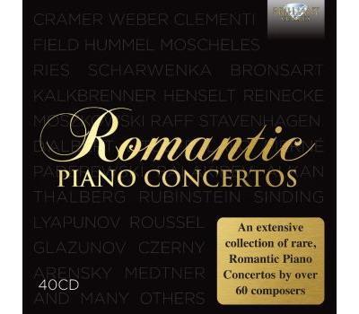 Concertos romantiques pour piano