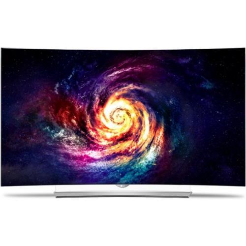 TV LG 55EG960V OLED UHD 3D Incurvé