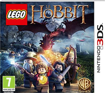 Lego Le Hobbit 3DS - Nintendo 3DS