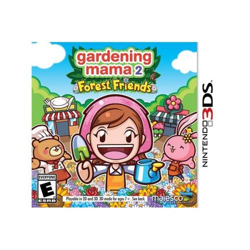 Gardening Mama 2 : Forest Friends Nintendo 3DS - Nintendo 3DS