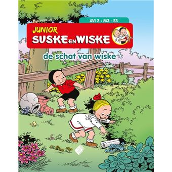 Junior Suske En Wiske - De schat van Wiske AVI 2 (M3-E3)