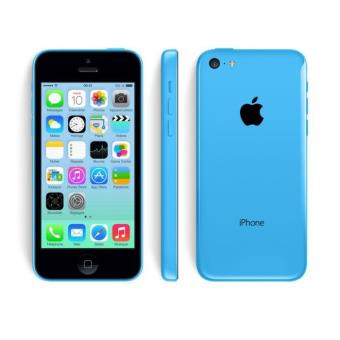apple iphone 5c 16 go bleu reconditionn neuf fnac smartphone sous ios achat prix fnac. Black Bedroom Furniture Sets. Home Design Ideas