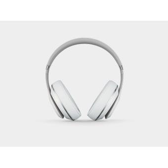 casque beats studio wireless blanc casque audio fnac. Black Bedroom Furniture Sets. Home Design Ideas
