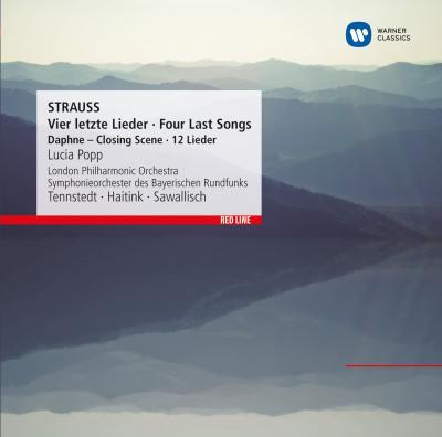 4 derniers lieder - Lieder avec piano