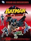 Batman stickers, amis ou ennemis