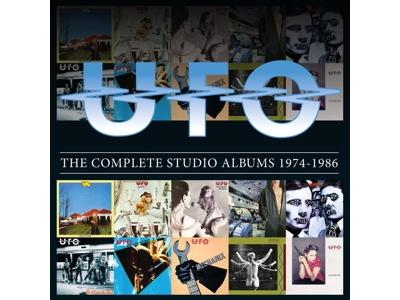 The complete studio albums 1974 - 1986 Coffret 10 CD