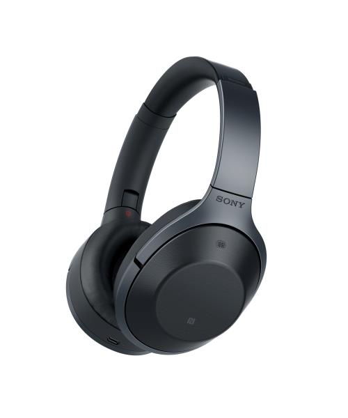 Casque à réduction de bruit Sony MDR-1000X Bluetooth Noir