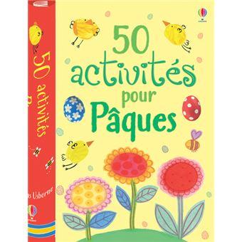 50 activités pour Paques