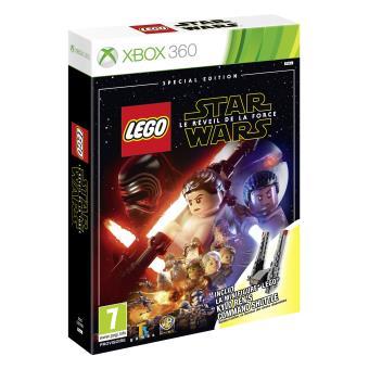 Lego star wars le r veil de la force edition speciale fnac navette de commandement xbox 360 - Jeux de lego sur jeux info ...