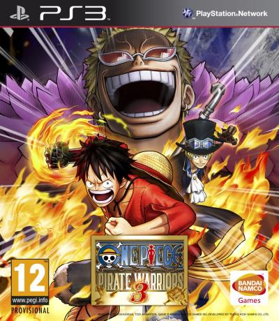 One Piece Pirates Warriors 3 PS3 - PlayStation 3