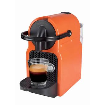 expresso capsules magimix nespresso m105 inissia orange. Black Bedroom Furniture Sets. Home Design Ideas
