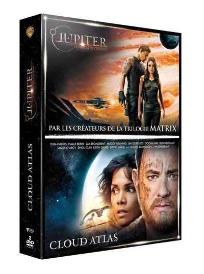 Coffret Wachowski 2 films DVD