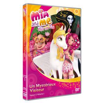 Mia et moi mia and me mia me un mysterieux visiteur - Mia et moi saison 2 ...