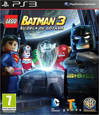 Lego Batman 3 Au delà de Gotham PS3 - PlayStation 3