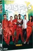 Misfits - Saison 4 (DVD)