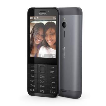 Telephone mobile Nokia  Double SIM Noir Argent a w