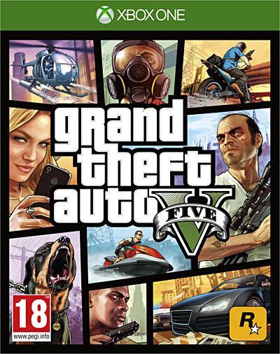 GTA 5 Xbox One - Xbox One