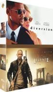 Will Smith: Diversion + Je suis une légende - DVD + Copie digitale (DVD)