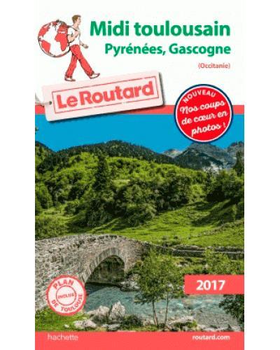 Image accompagnant le produit Guide du Routard Midi Toulousain (Pyrénées, Gascogne) 2017