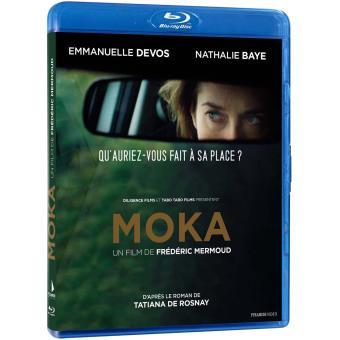 Moka Exclusivité Fnac Blu-ray