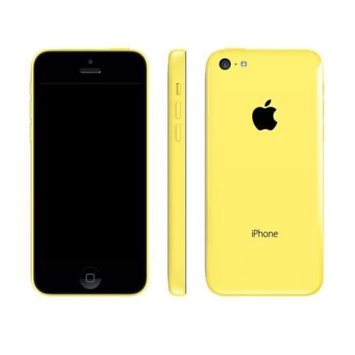 apple iphone 5c 16 go jaune reconditionn neuf. Black Bedroom Furniture Sets. Home Design Ideas