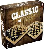 Jeux classiques Dames et Echecs Asmodee