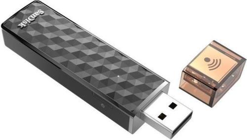 Clé USB 2.0, 128 Go, Connexion WiFi 802.11n