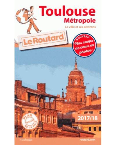 Image accompagnant le produit Guide du Routard Toulouse métropole