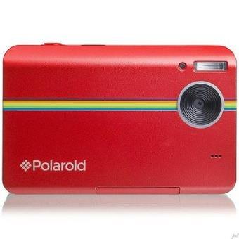 appareil photo instantan polaroid z2300 rouge appareil. Black Bedroom Furniture Sets. Home Design Ideas