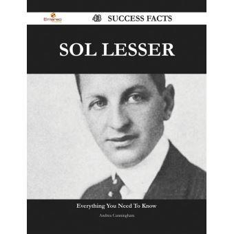 Sol Lesser net worth salary