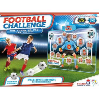 jeu football challenge dujardin jeux de balle achat prix fnac. Black Bedroom Furniture Sets. Home Design Ideas